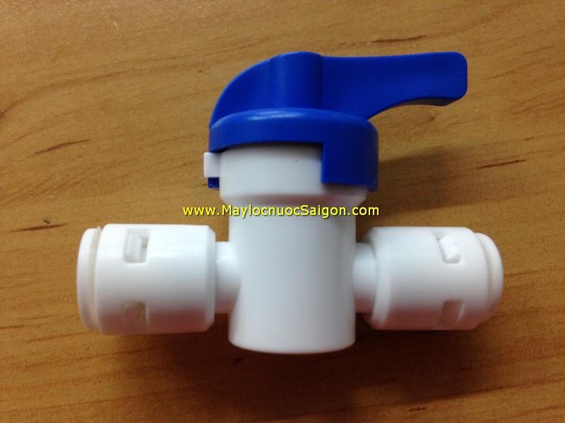 Van khóa nước đường ống 6mm